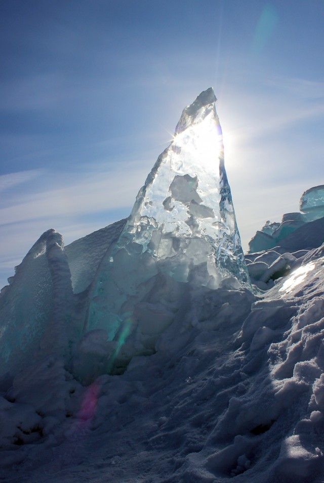 и льды