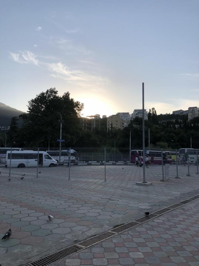 Автовокзал Ялты