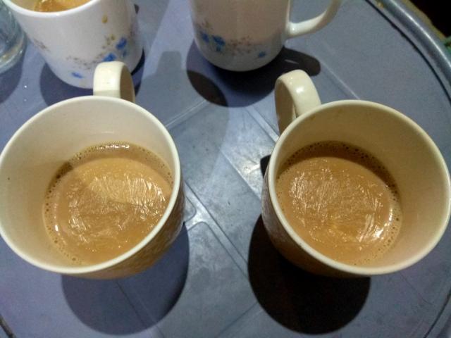 Пакистани чай