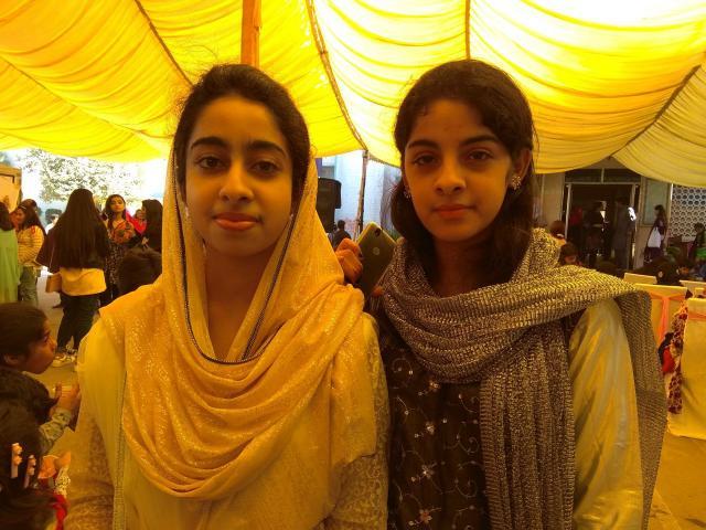 16-летние школьницы
