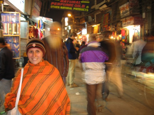 Штенка наконец-то в Индии