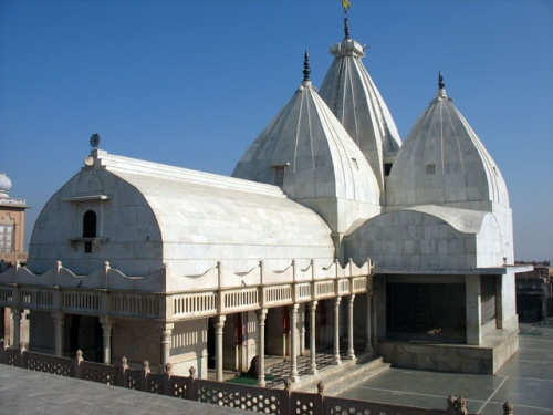 Храм в Нандаграме