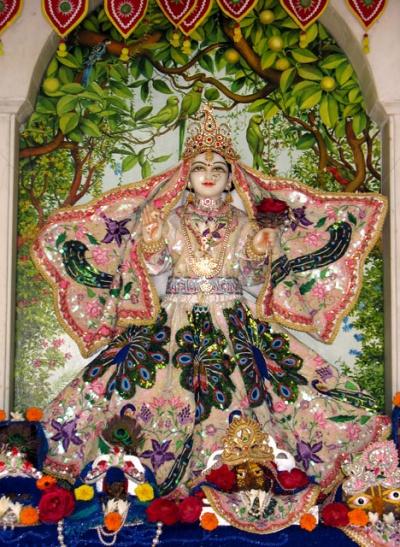 Богиня Вриндавана