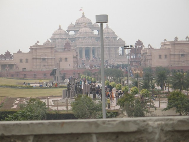 ashkhardam temple