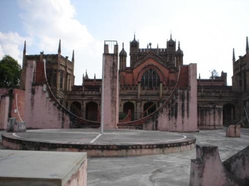 Обсерватория в Санскритском Университете