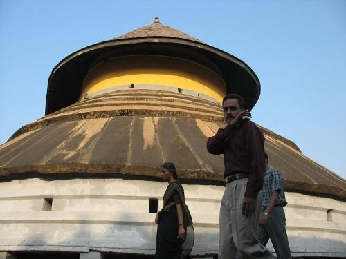 в храме Шри Анантешвара