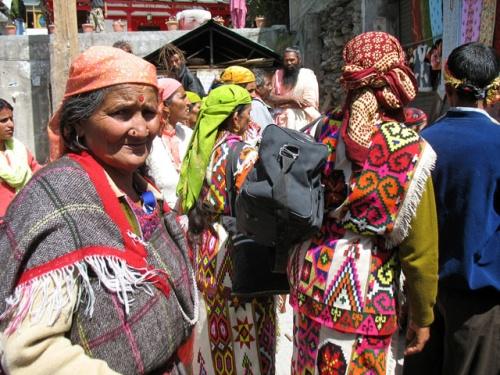 Гималайские женщины