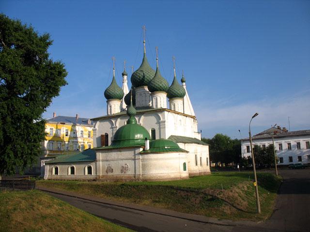 Церкви, соборы. Ярославль