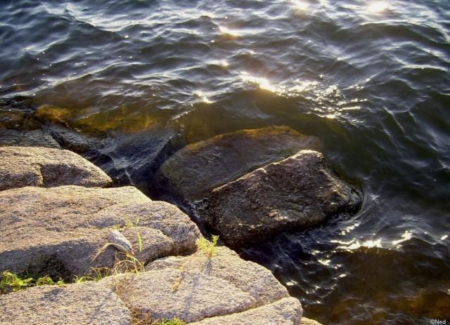 халцедон воды