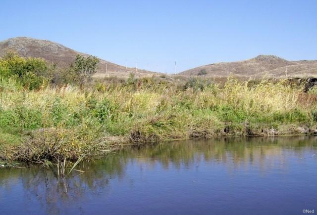 хариузная речка