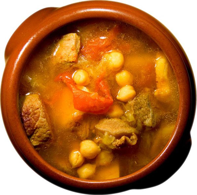 Рецепт пити азербайджанский суп