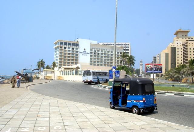 Отель Ceylon Continental