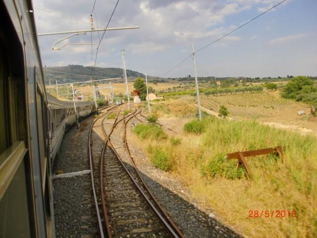 Из окна поезда 8.