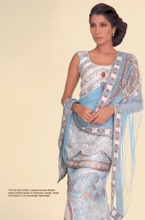 Национальный индийский костюм