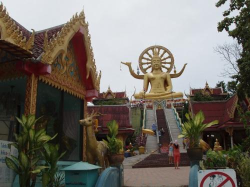 Большой Будда. Ко Самуи.