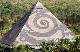 Пирамиды в долине