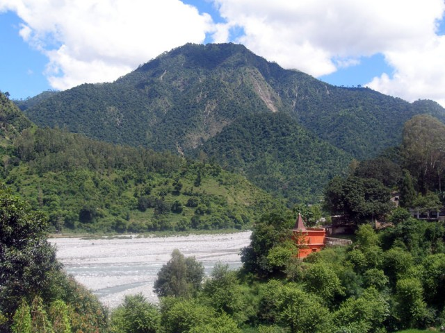 Гора Вишну