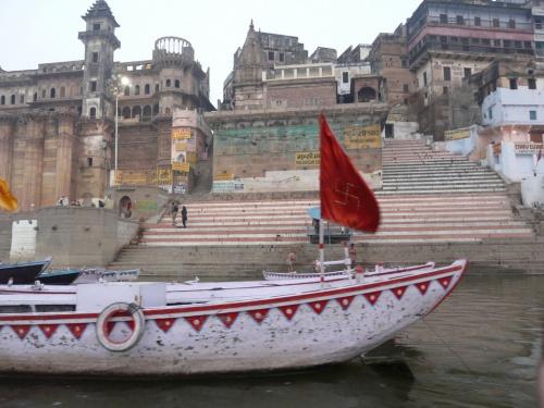 Варанаси. Индия.