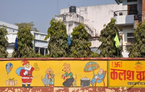 Биканер. Индия.