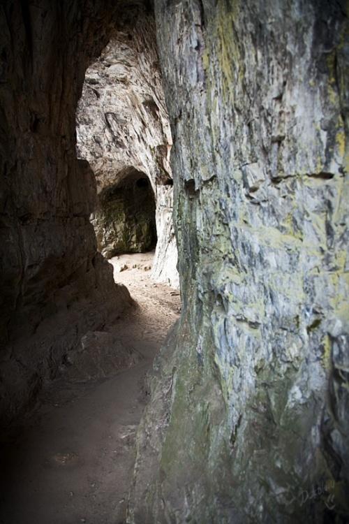 """Недалеко от Манжерка в туристско-рекреационной зоне """"Бирюзовая Катунь"""" находятся Тавдинские пещеры."""