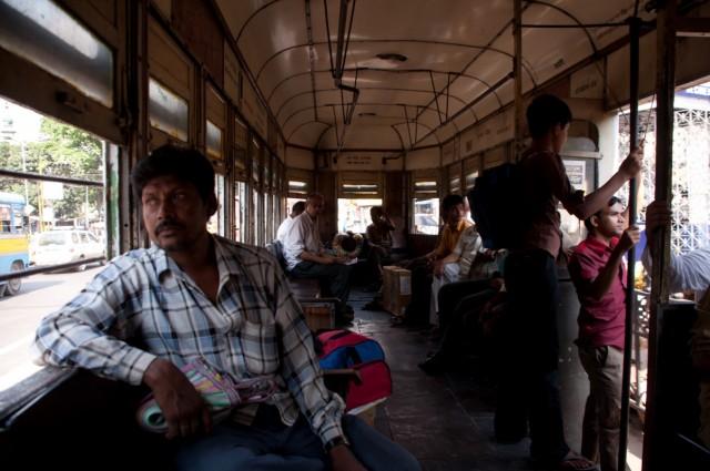 трамвайчик-удобный и дешёвый транспорт