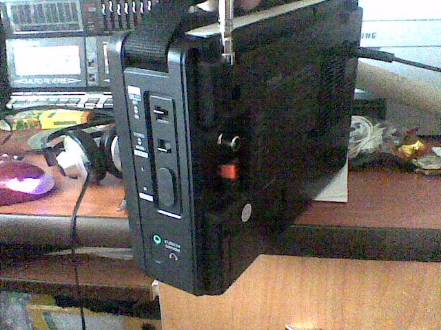 Радиоприемник Tecsun BCL 3000.