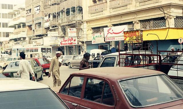 центральный Карачи район Саддар