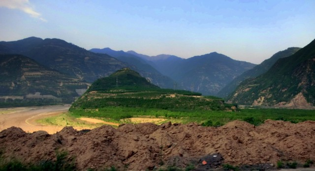 дорога к Ланчжоу