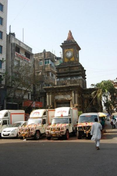 Улицы мумбая