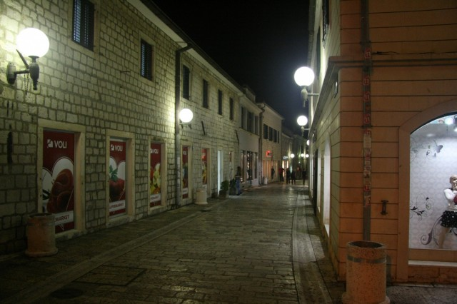 тихие улочки старого города