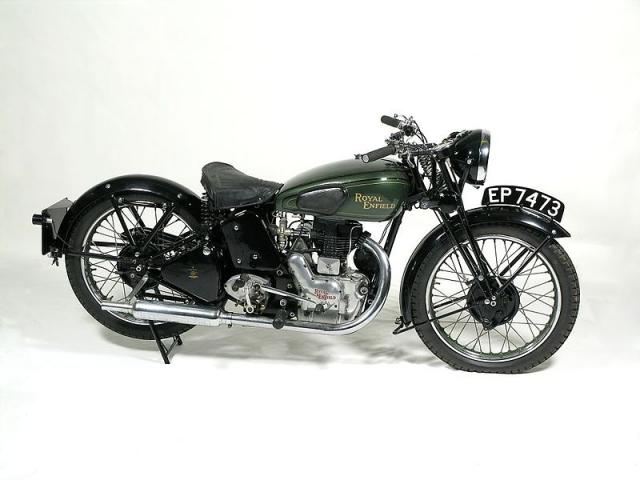 Royal Enfield type 11F