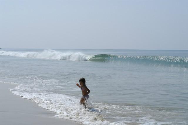 Пляж Одаям