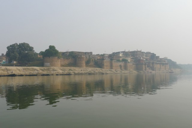 Рамнагар форт