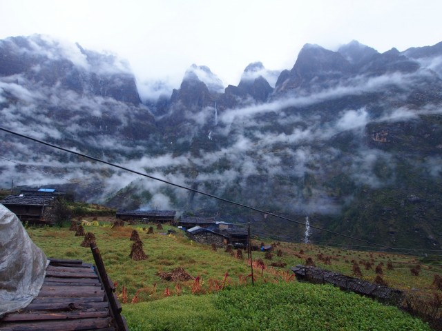 у дождя перерыв, ловим момент и виды!