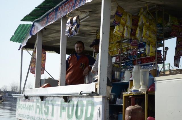 ребята с floating shop