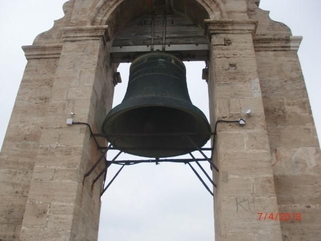 колокол на башне