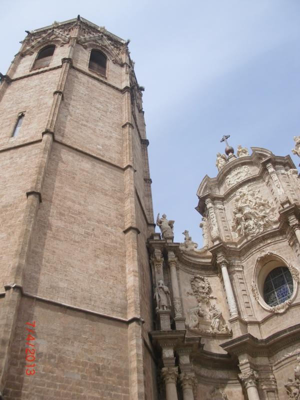 Кафедральный собор Валенсии 2