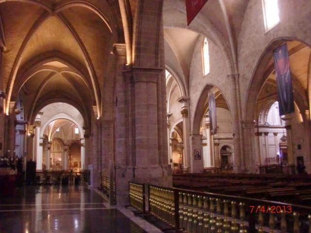Кафедральный собор Валенсии 6