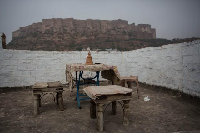 Форт Джодхпур