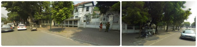 Посольство Индии в Ханое