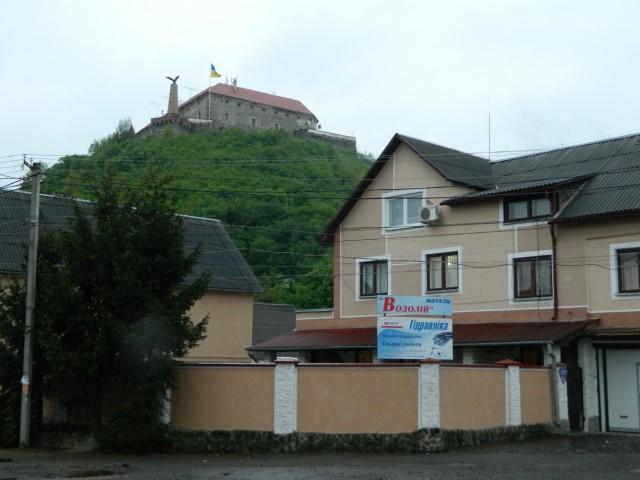 наш гест в Мукачево