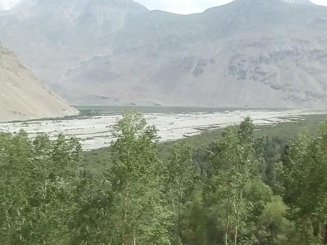 Ваханский коридор (Афганская сторона)