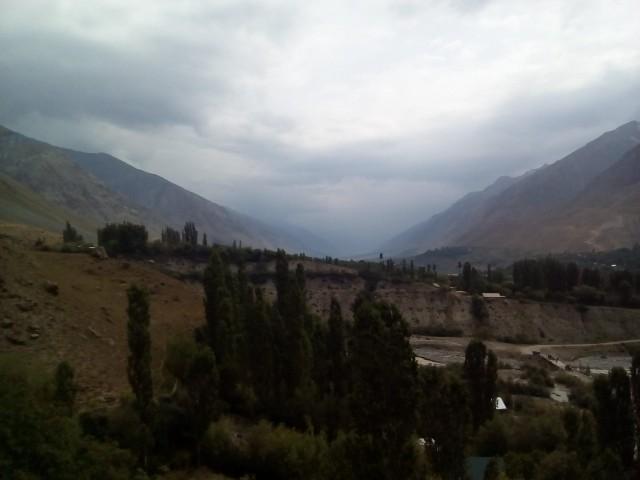 Ванчая долина