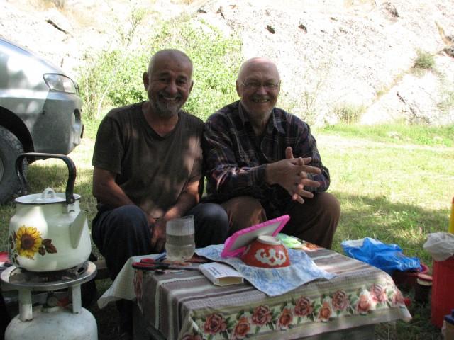 старые геологи всегда молоды ))