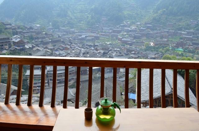 чай в видом
