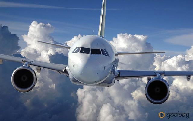 GoaBay Индия Самолёт
