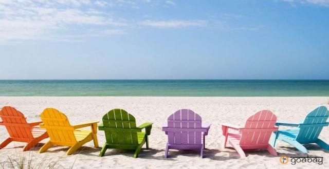 GoaBay Индия Пляж