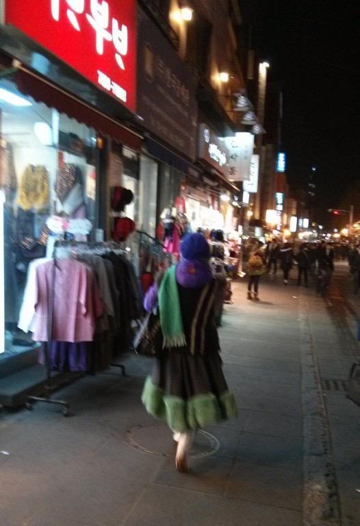 Сеульские модницы 1
