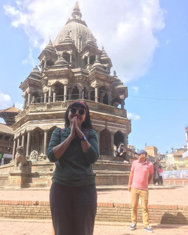 Непал сегодня. Катманду - Патан