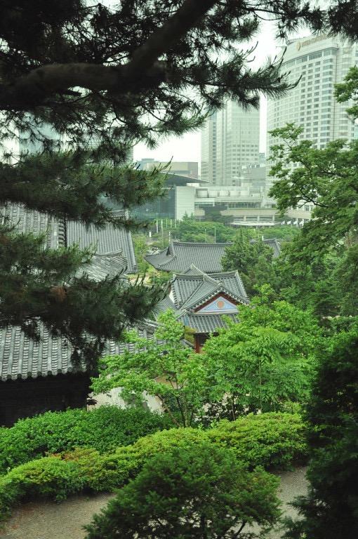 Bongeunsa Temple 1